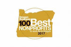 2017 #10 Medium Sized Non Profit to Work for in Oregon